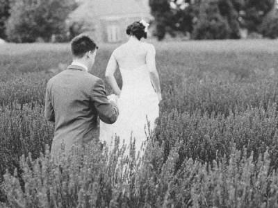 Ash + Joanne Sault wedding Daylesford