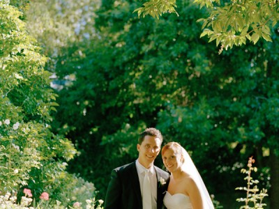 The Wedding of Brett and Kiera in Daylesford