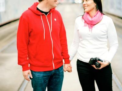 Andrew + Liz  Engagement