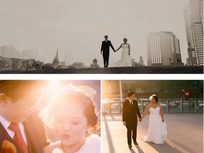 Polka Dot Bride Wedding Feature