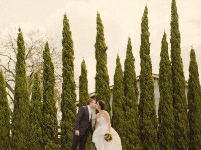 A Wedding at Stones In The Yarra Valley