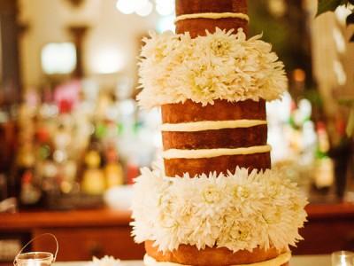 A Wedding Cake in Syracuse