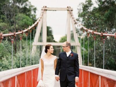 Sam and Hope's wedding