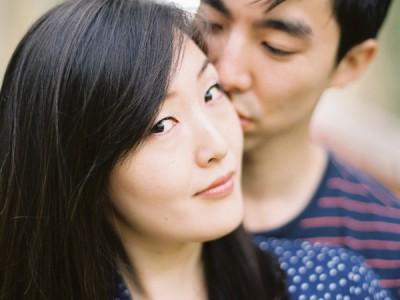 James + Shizuka Engagement