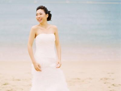 Bonnie + Ki's Hong Kong Wedding