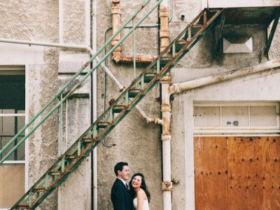 The Abbotsford Convent {Melbourne Wedding Photography}
