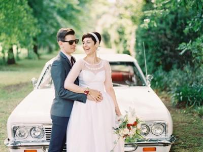 Ruffled {Wedding Blog Feature}
