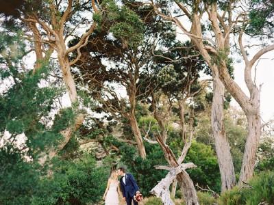 Paul + Jenna {Phillip Island Wedding}