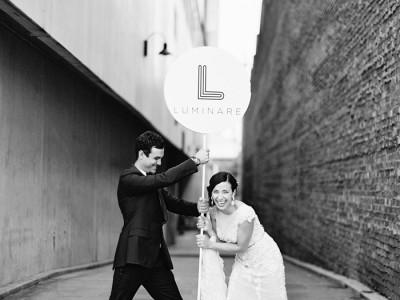 Rob + Giuliana {Luminare Wedding Melbourne}