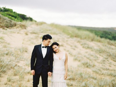 King + Cathy {Pre-Wedding Melbourne}
