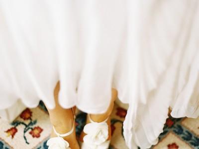 Kyri + Anna { Botanical Gardens Wedding}