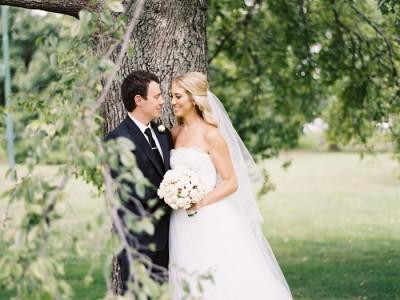 Luke + Maria {Richmond & Fitzroy Gardens}