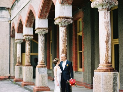 The Abbotsford Convent Wedding