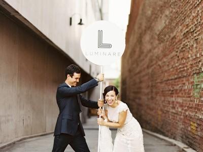Ruffled Wedding Blog Feature