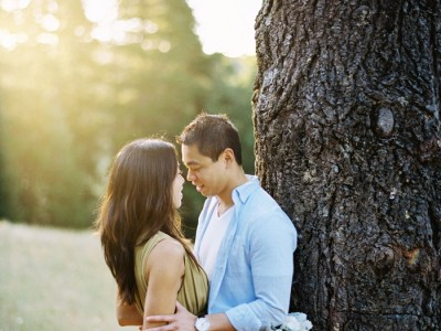 Daylesford Engagement pre wedding photography natural photographer