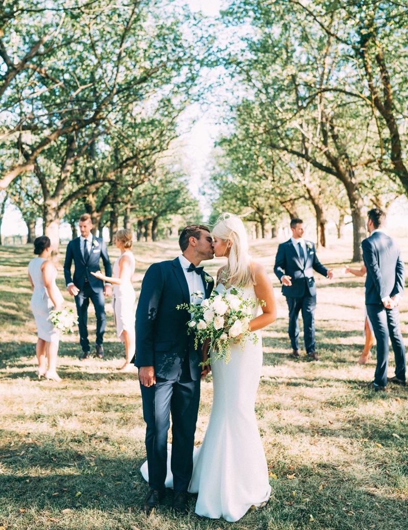Wedding Hair Yarra Valley : Yarra valley wedding yering station melbourne